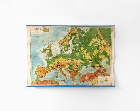 mapaeuropavintage0